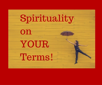 Spirituality on YOUR Terms - simple square 1